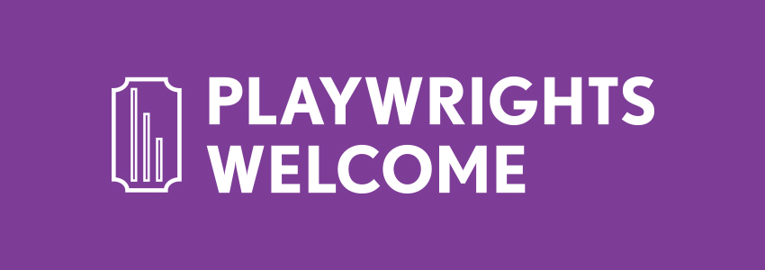Playwrights Welcome logo for Renaissance Theaterworks website